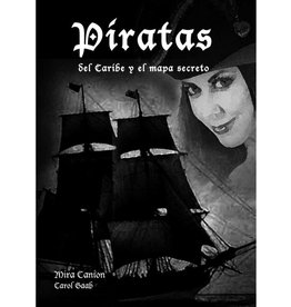 Piratas del Caribe y el mapa secreto