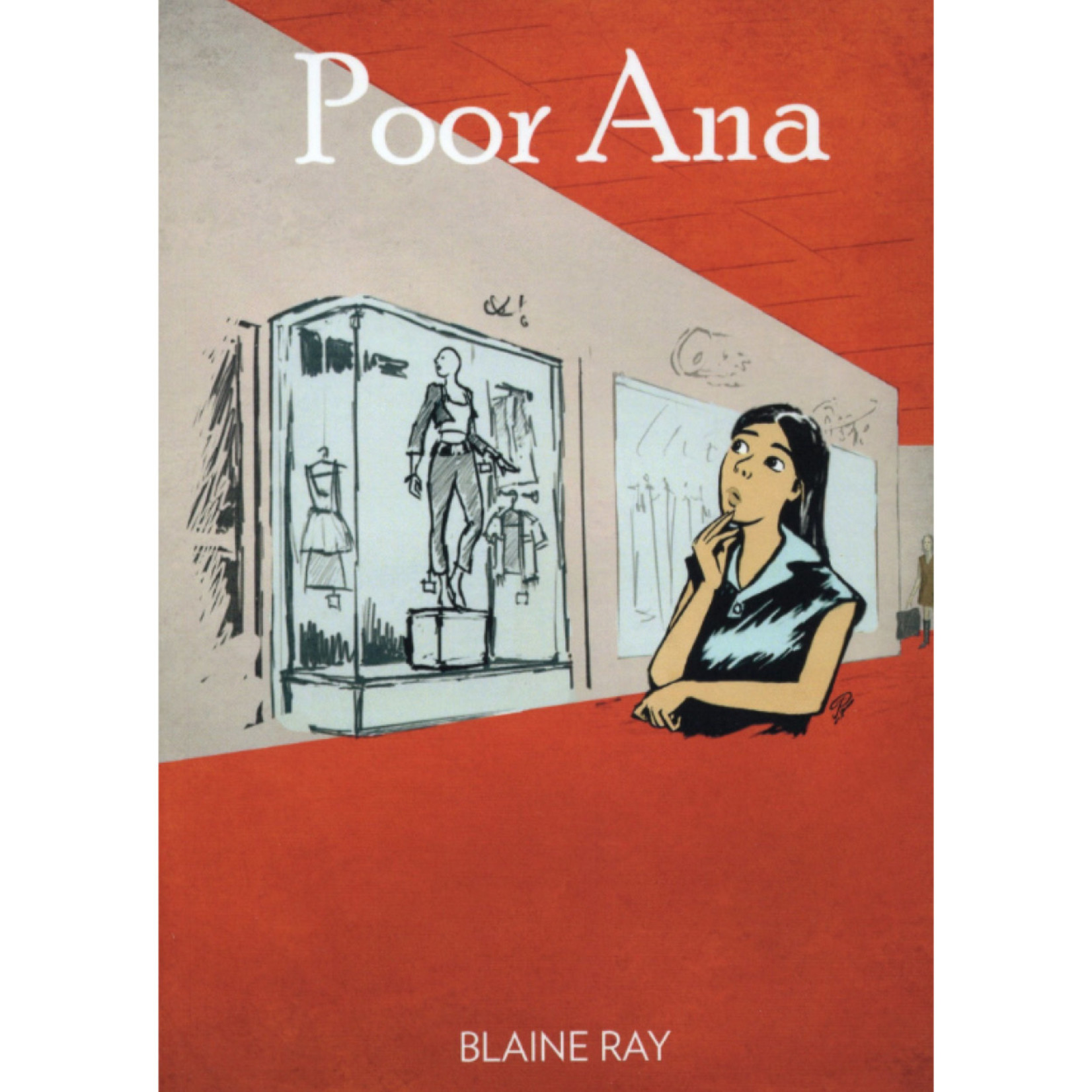 TPRS Books Poor Ana