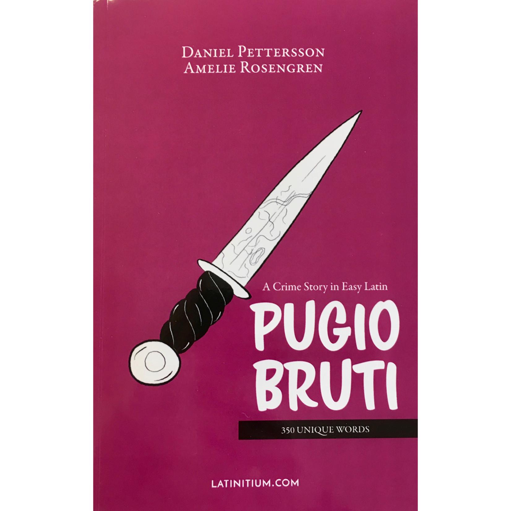 Latinitium Pugio Bruti - Een thriller in eenvoudig Latijn