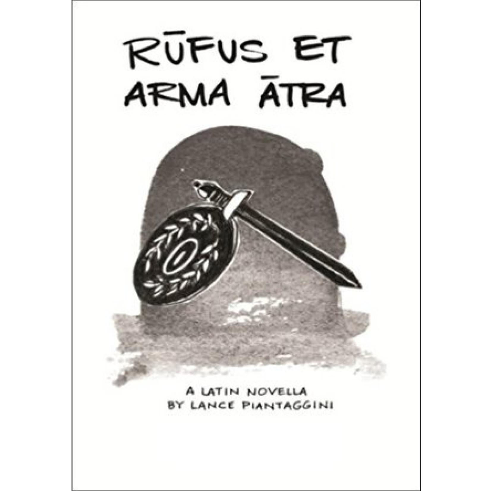 Magister P Rūfus et arma ātra