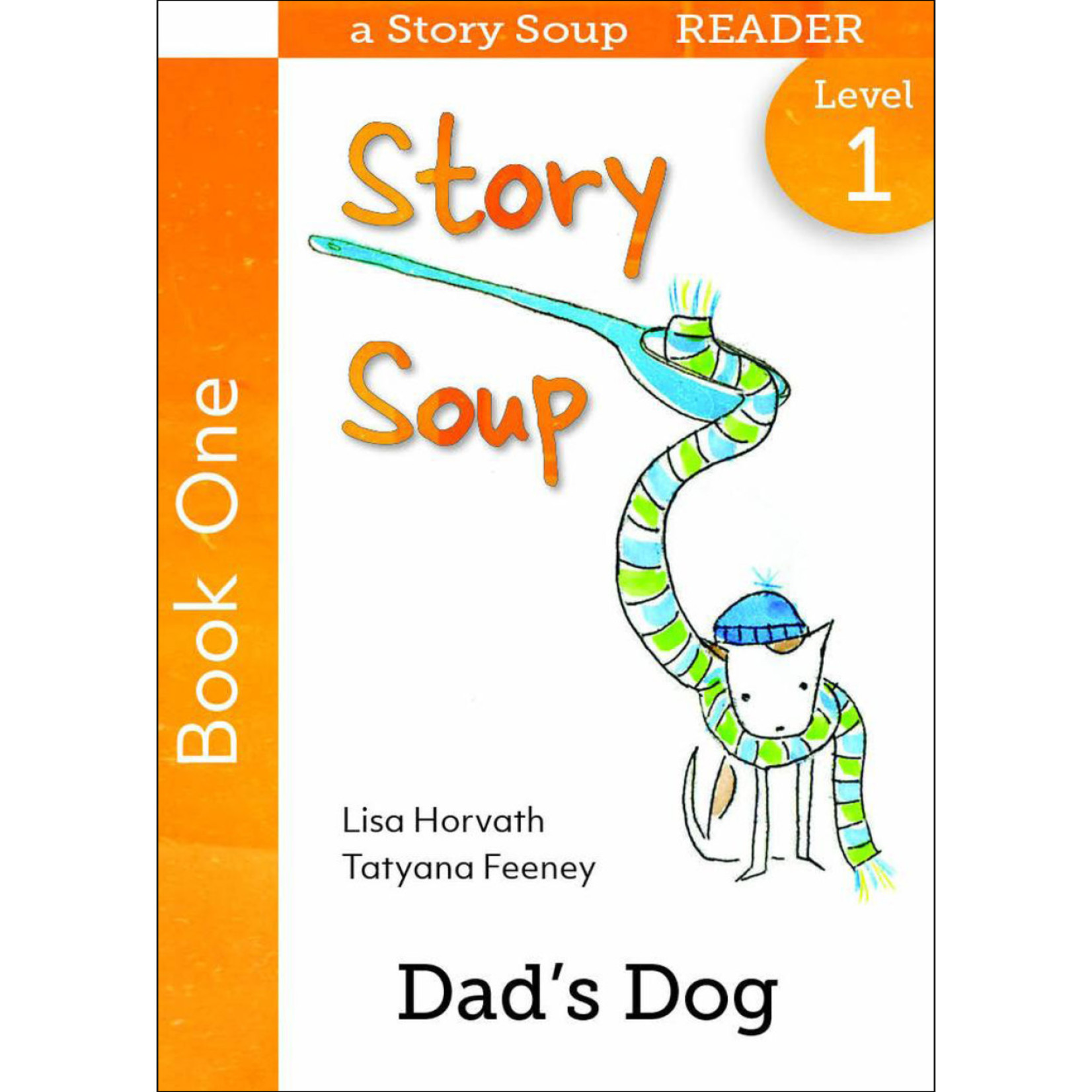 Dad's dog - A Story Soup reader