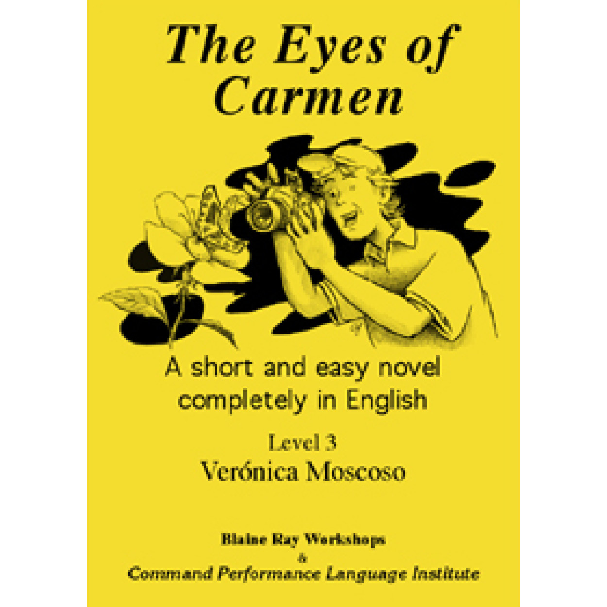 The eyes of Carmen