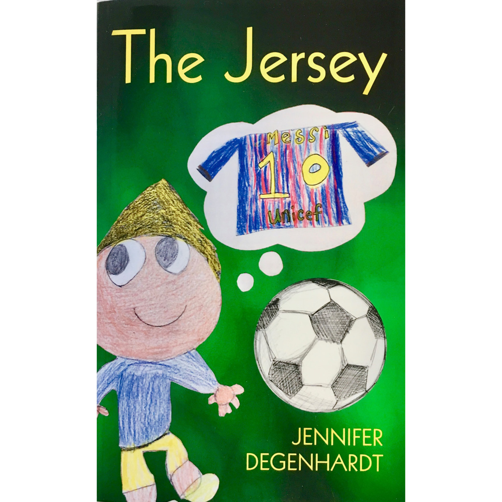 Jennifer Degenhardt The jersey