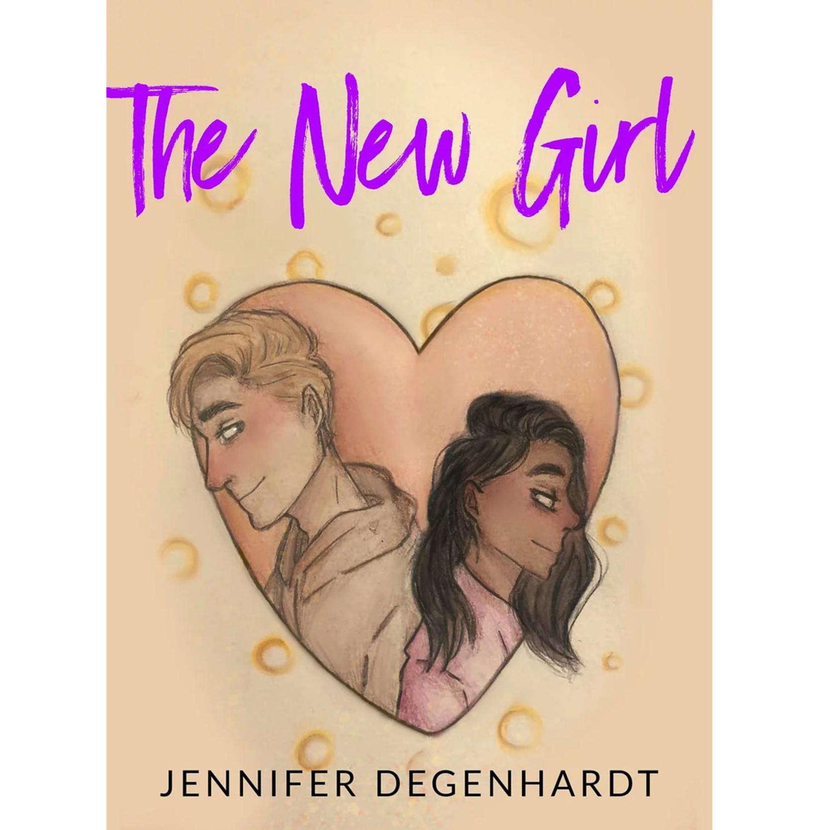 Jennifer Degenhardt The new girl