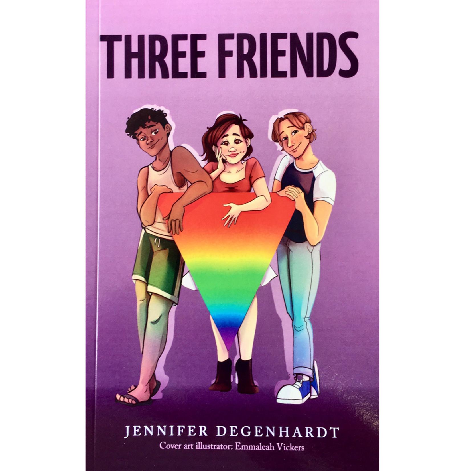 Jennifer Degenhardt Three friends