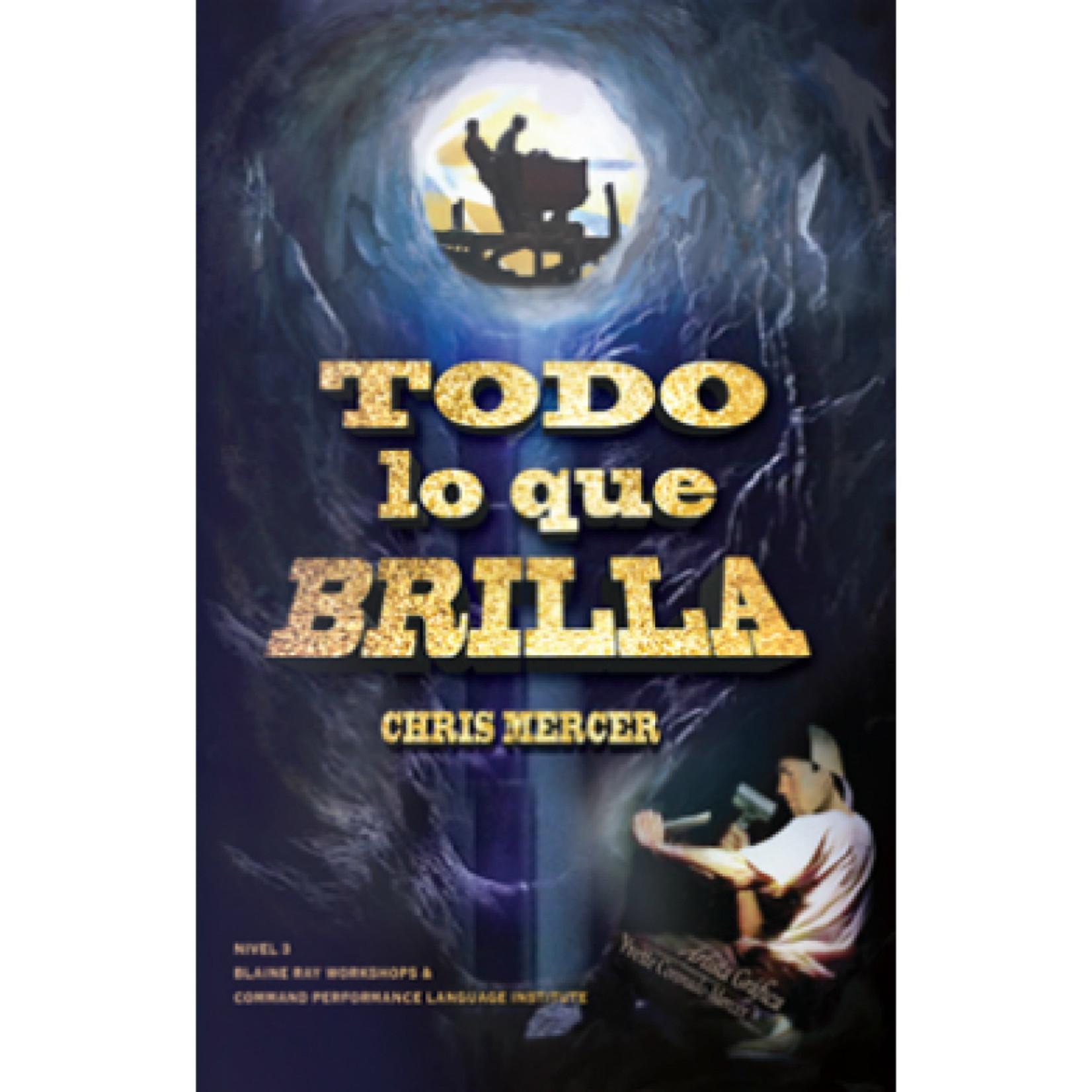 Chris Mercer Books Todo lo que brilla