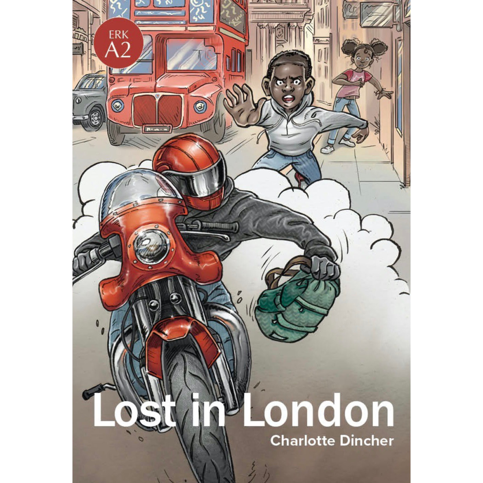 Arcos Publishers Lost in London