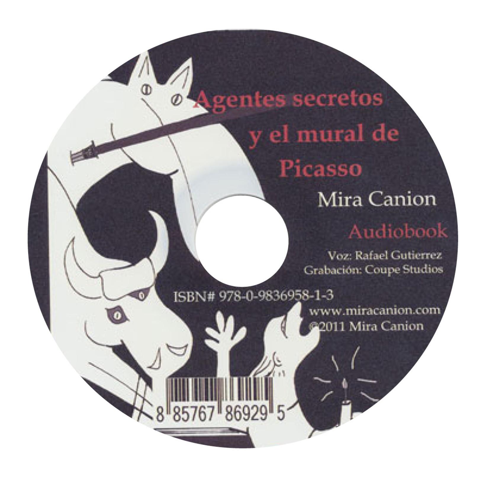 Mira Canion Agentes secretos y el mural de Picasso - Luisterboek