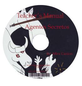 Agentes secretos y el mural de Picasso - Docentenhandleiding