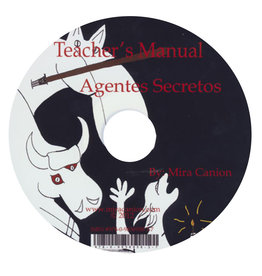 Agentes secretos y el mural de Picasso - Teacher's Guide