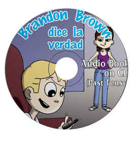Brandon Brown dice la verdad - Luisterboek