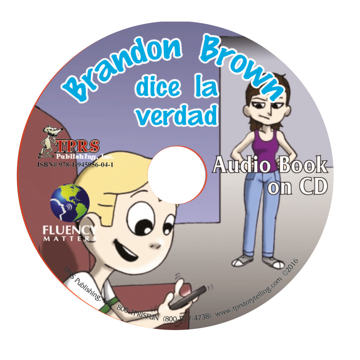 Brandon Brown dice la verdad - Luisterboek