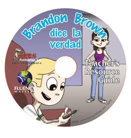 Brandon Brown dice la verdad - Docentenhandleiding