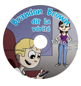 Brandon Brown dit la vérité - Audio Book on CD