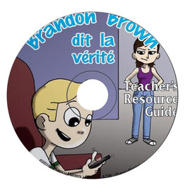 Brandon Brown dit la vérité - Teacher's Guide on CD