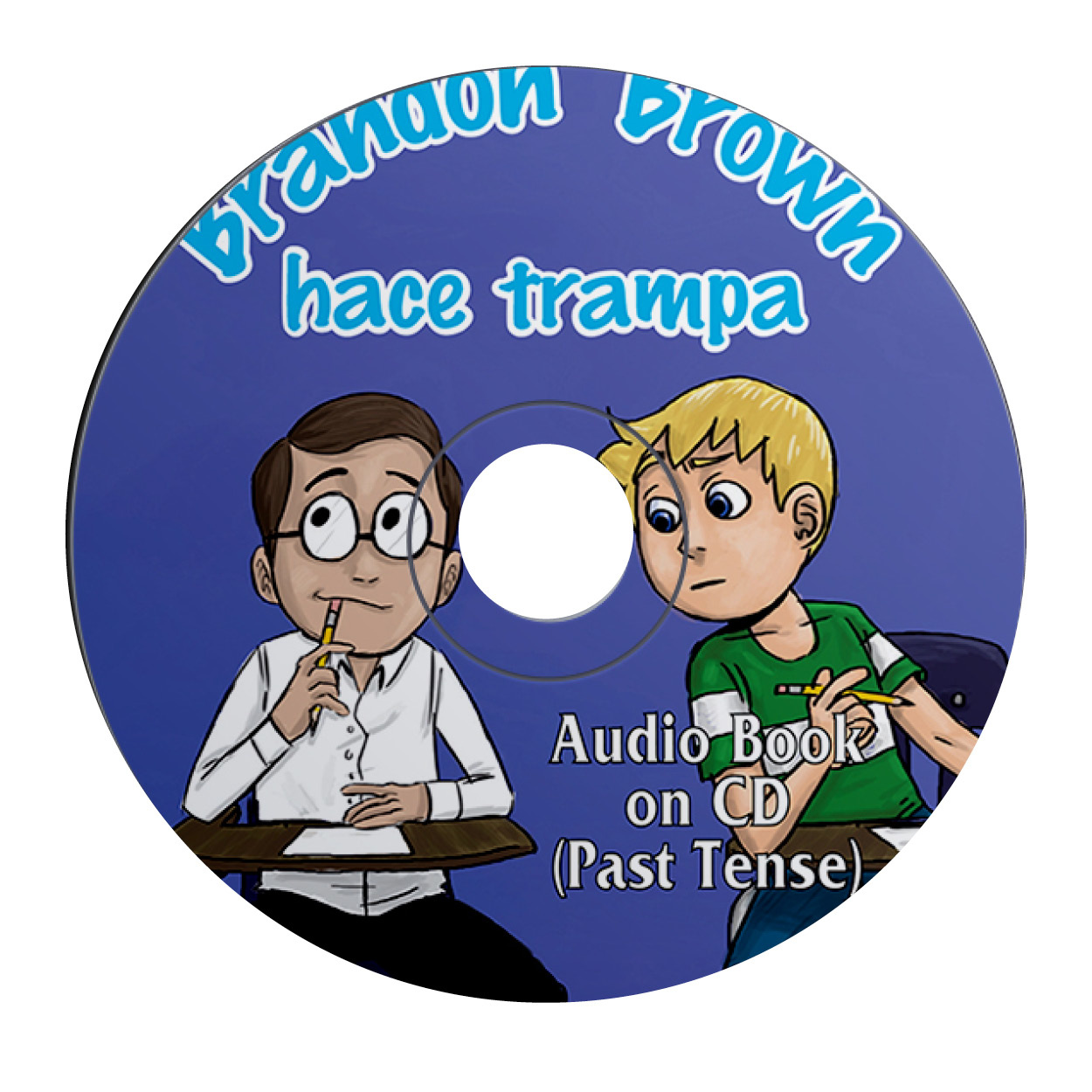 Brandon Brown hace trampa - Luisterboek