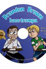 Brandon Brown hace trampa - Docentenhandleiding
