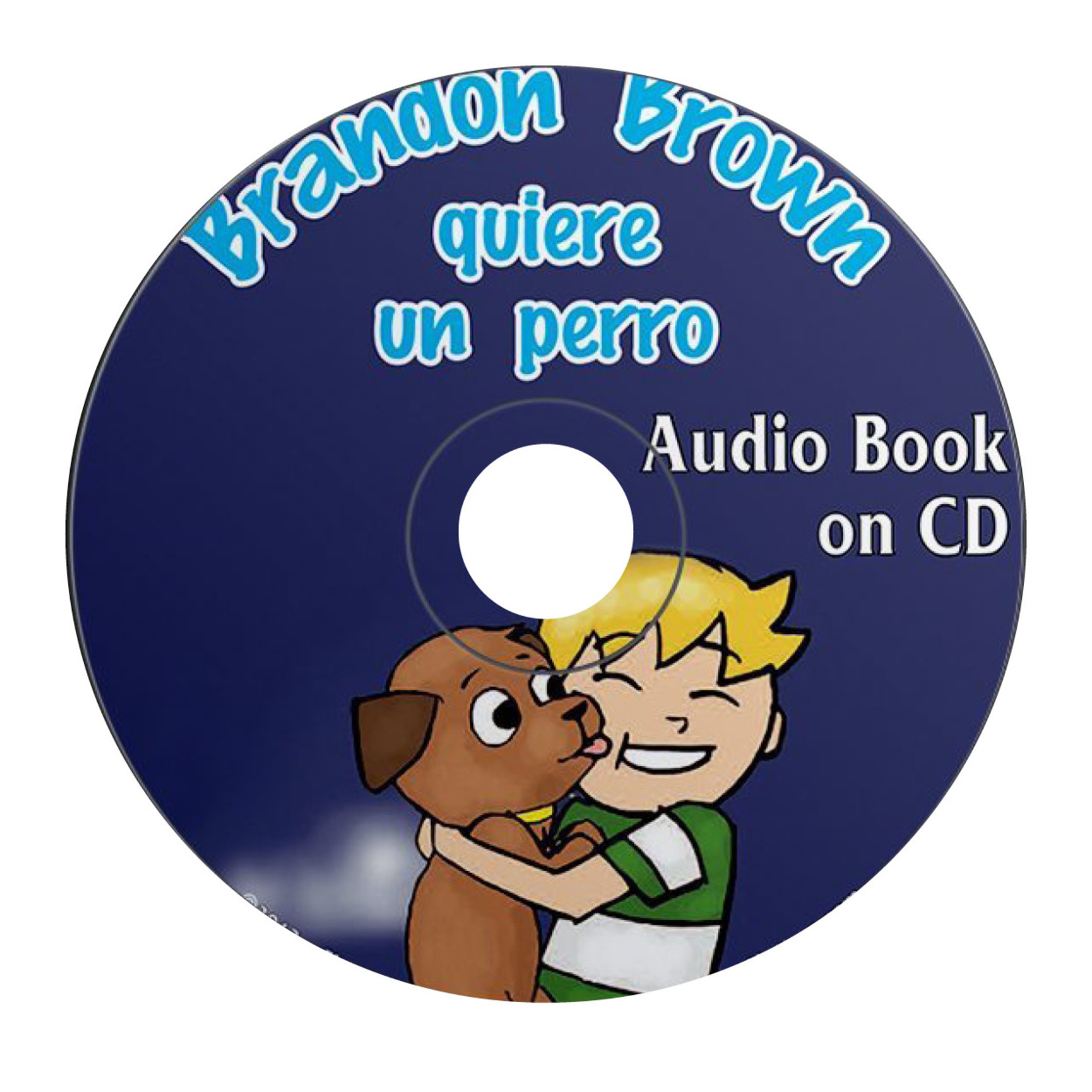 Fluency Matters Brandon Brown quiere un perro - Luisterboek