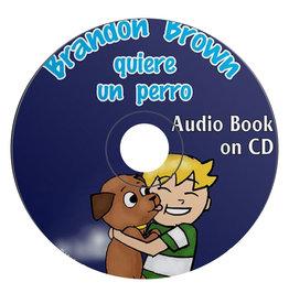 Brandon Brown quiere un perro - Audiobook