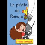 Spanish Cuentos La piñata de Renata - Workbook