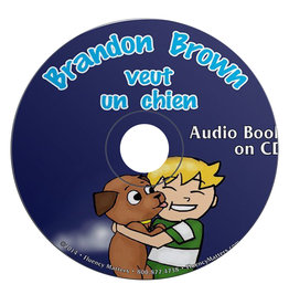 Brandon Brown veut un chien - Luisterboek
