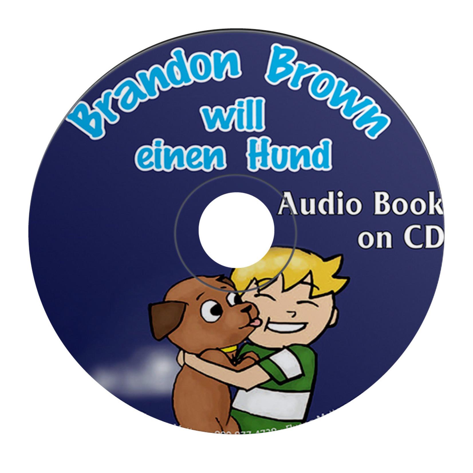 Fluency Matters Brandon Brown will einen Hund - Audiobook