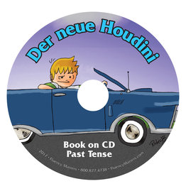 Der neue Houdini - Audiobook