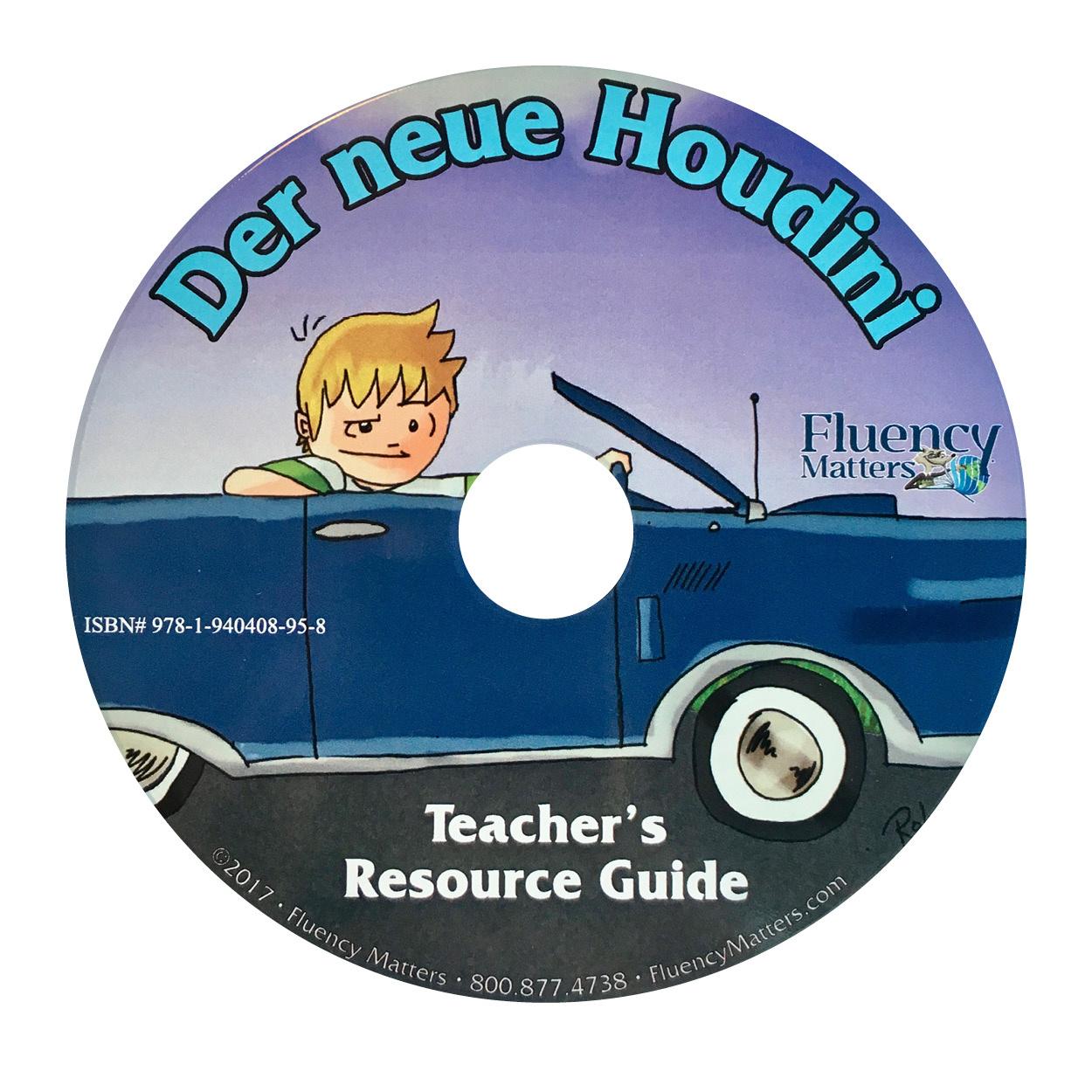 Der Neue Houdini - Teacher's Guide