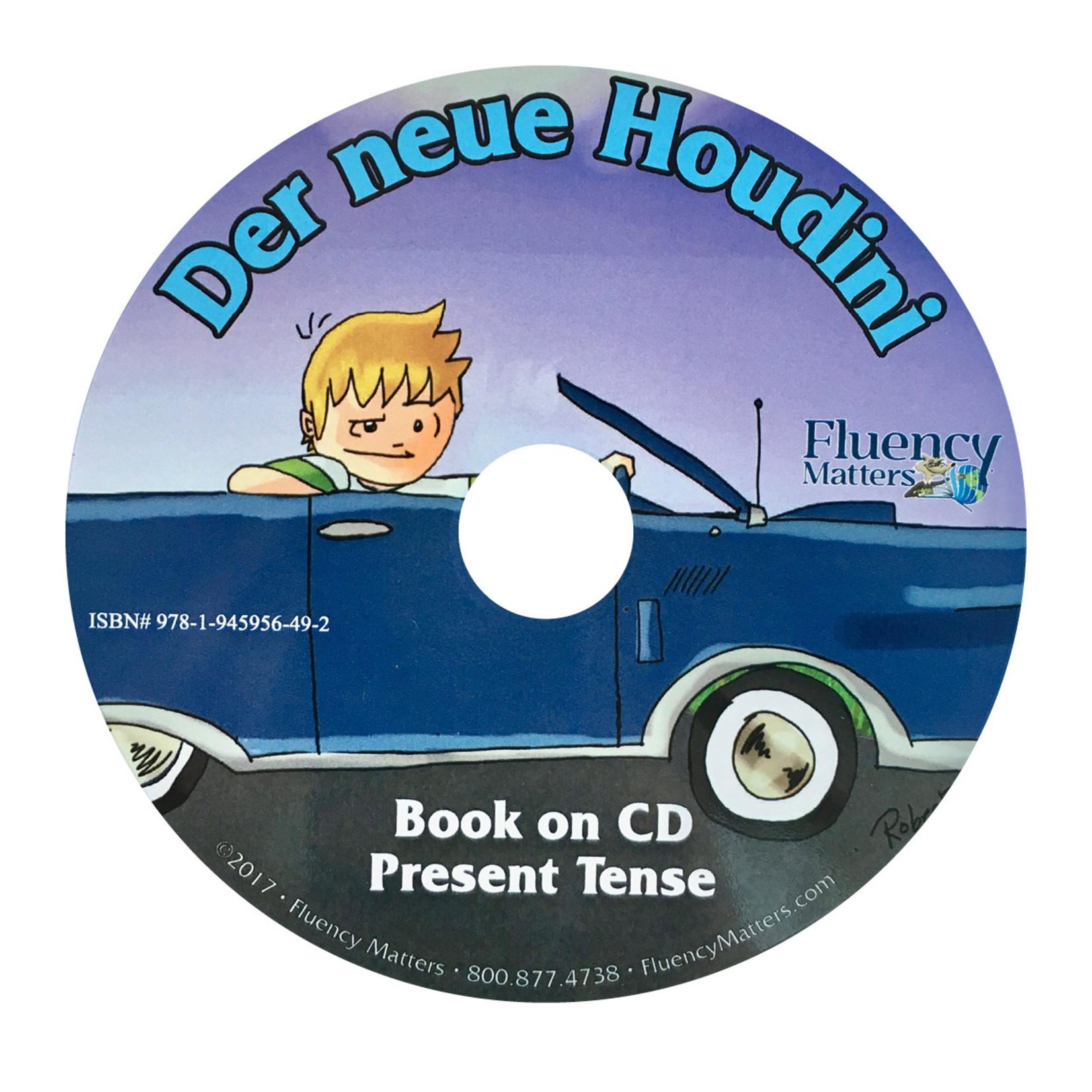 Fluency Matters Der neue Houdini - Luisterboek