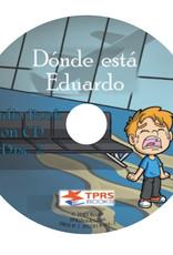 ¿Dónde está Eduardo? - Luisterboek