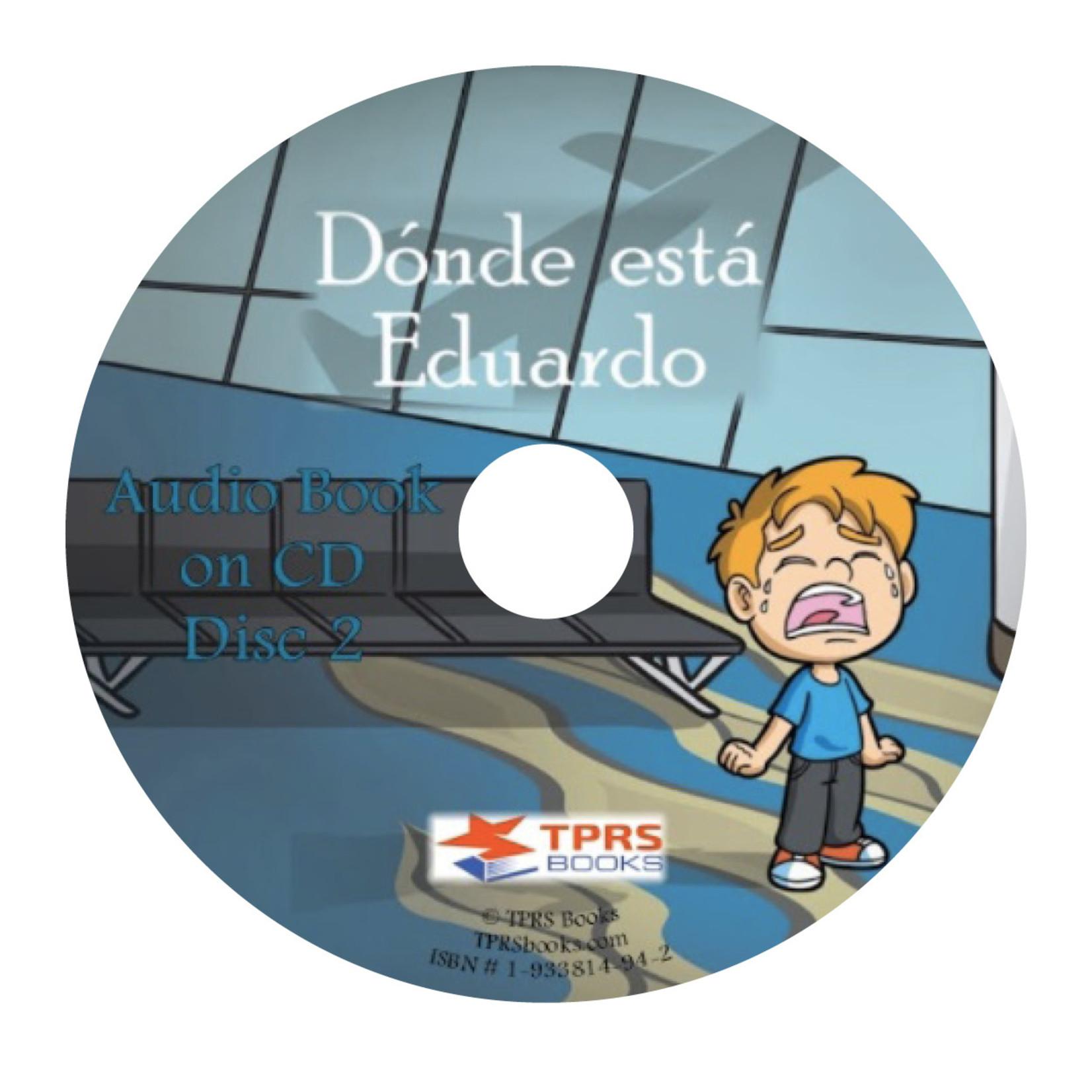 TPRS Books ¿Dónde está Eduardo? - Luisterboek