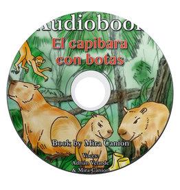 El Capibara con Botas - Audiobook