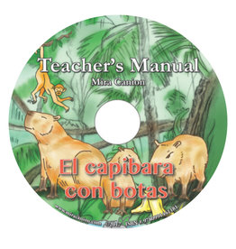 El Capibara con Botas - Teacher's Manual