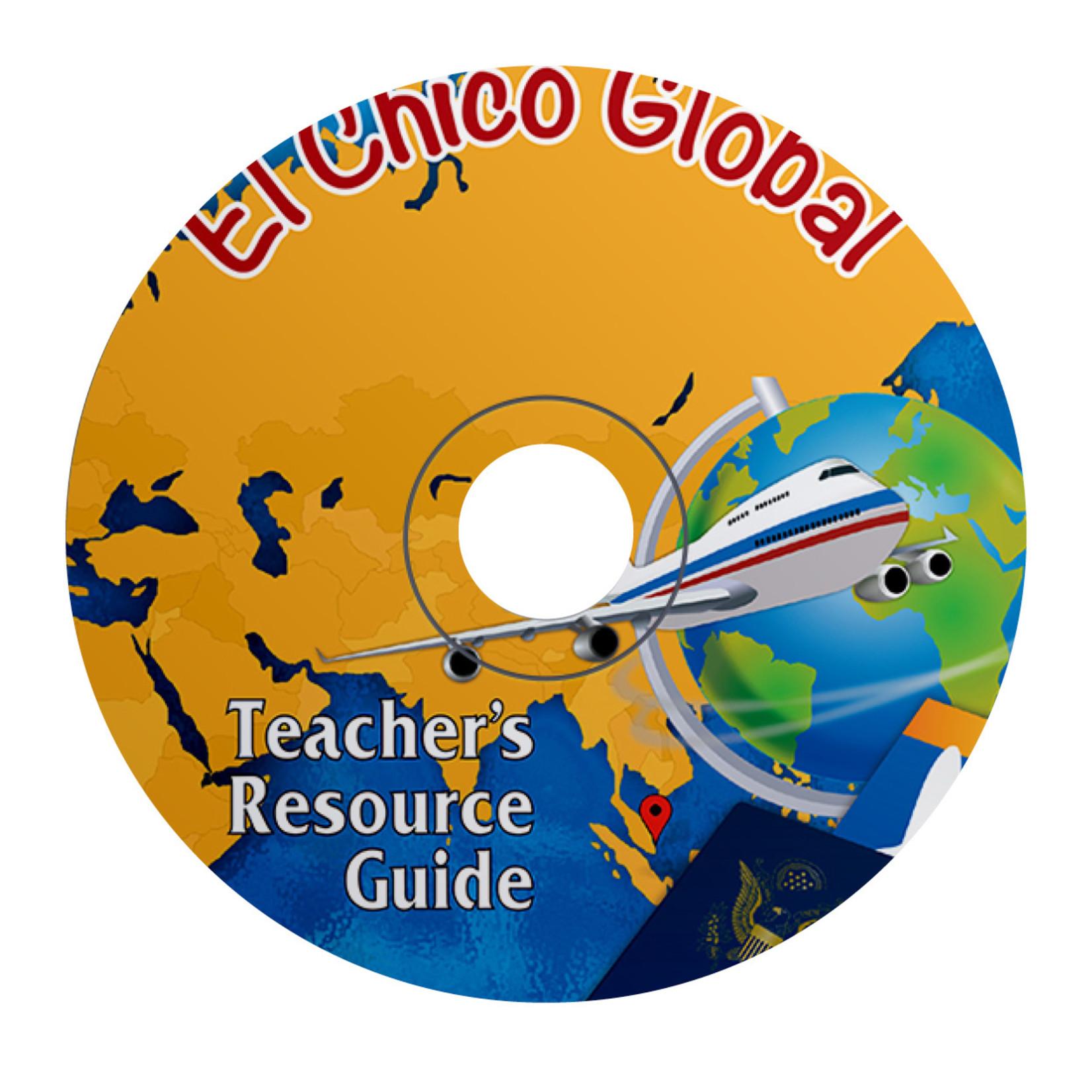 Fluency Matters El Chico Global - Docentenhandleiding