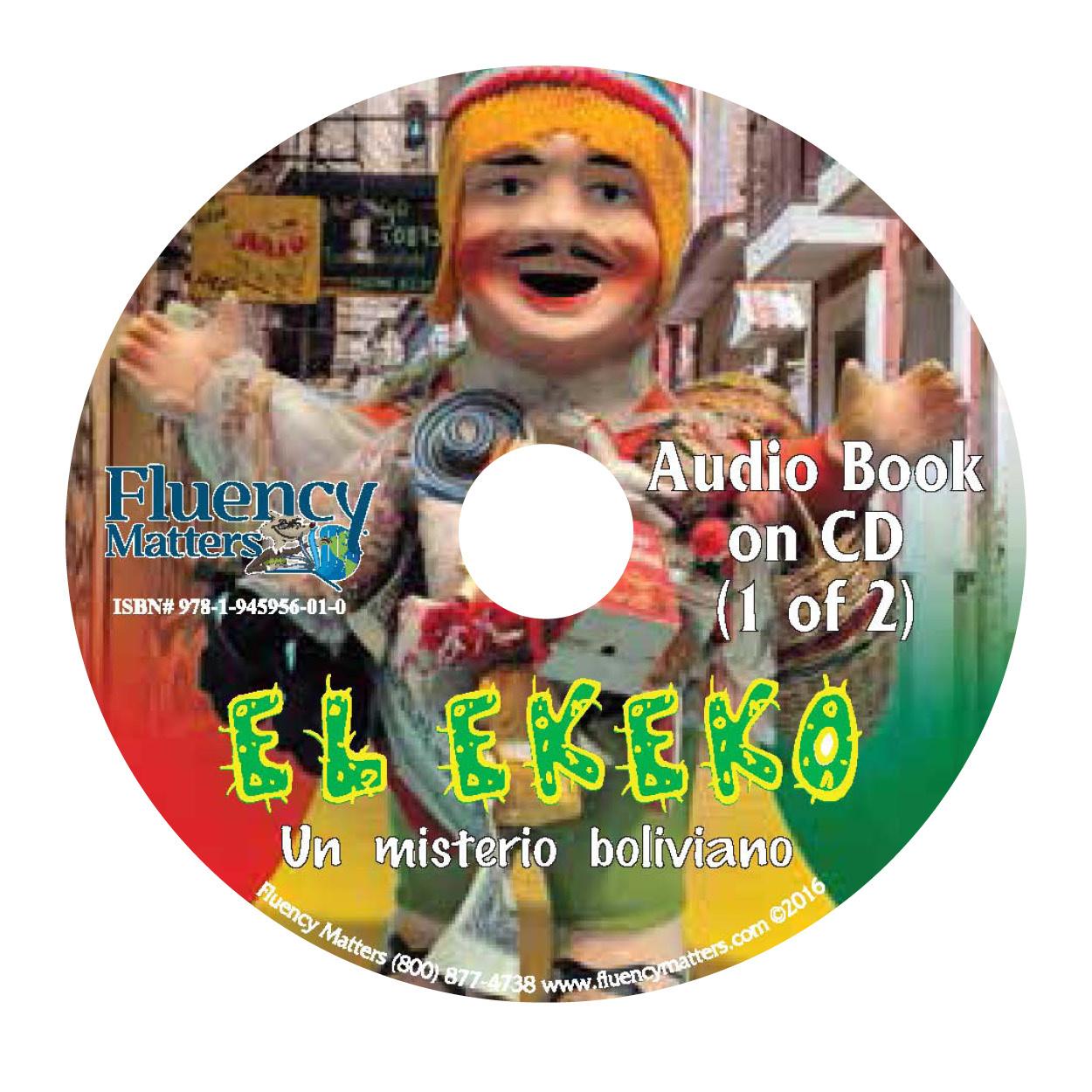 El Ekeko - Luisterboek