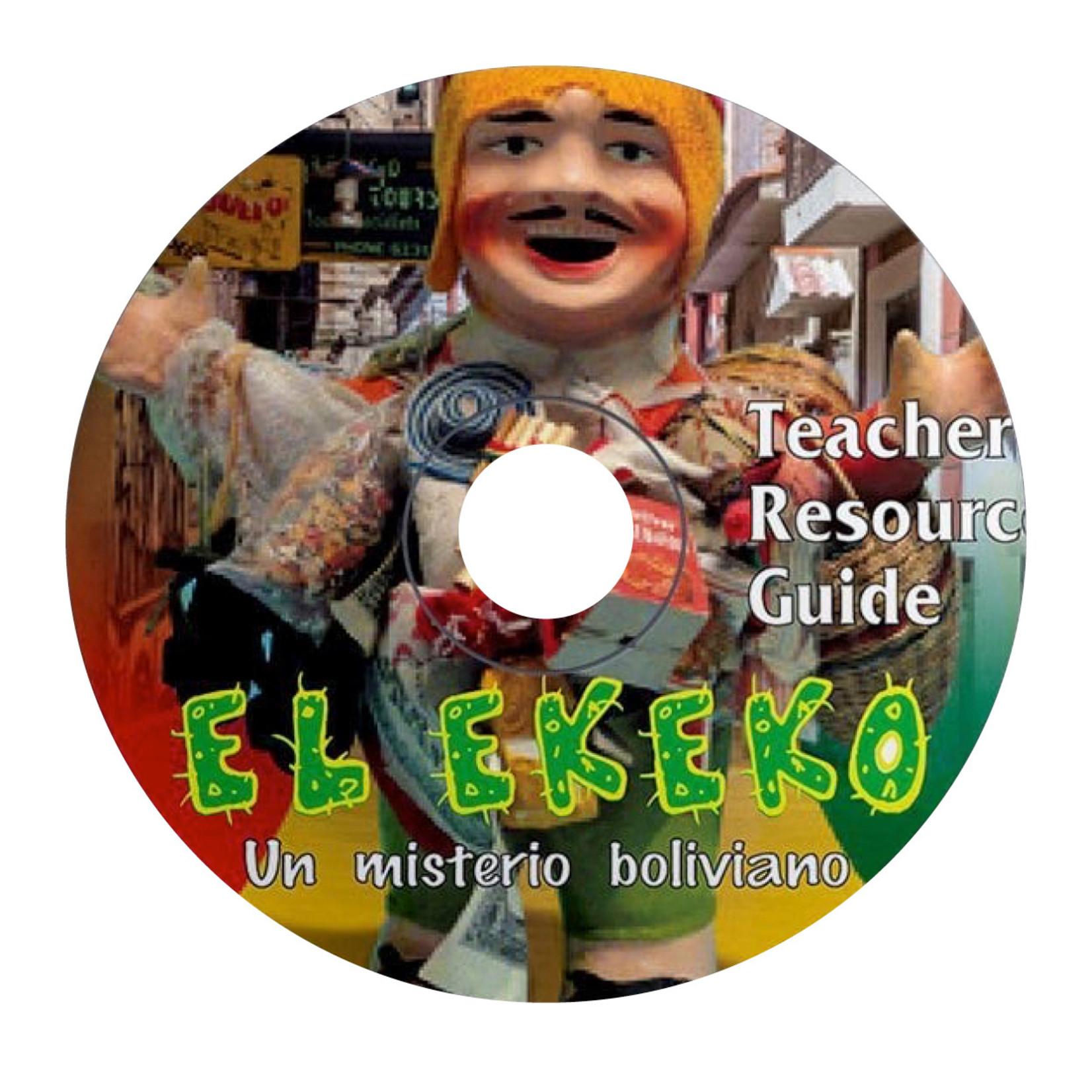 Fluency Matters El Ekeko - Teacher's Guide on CD