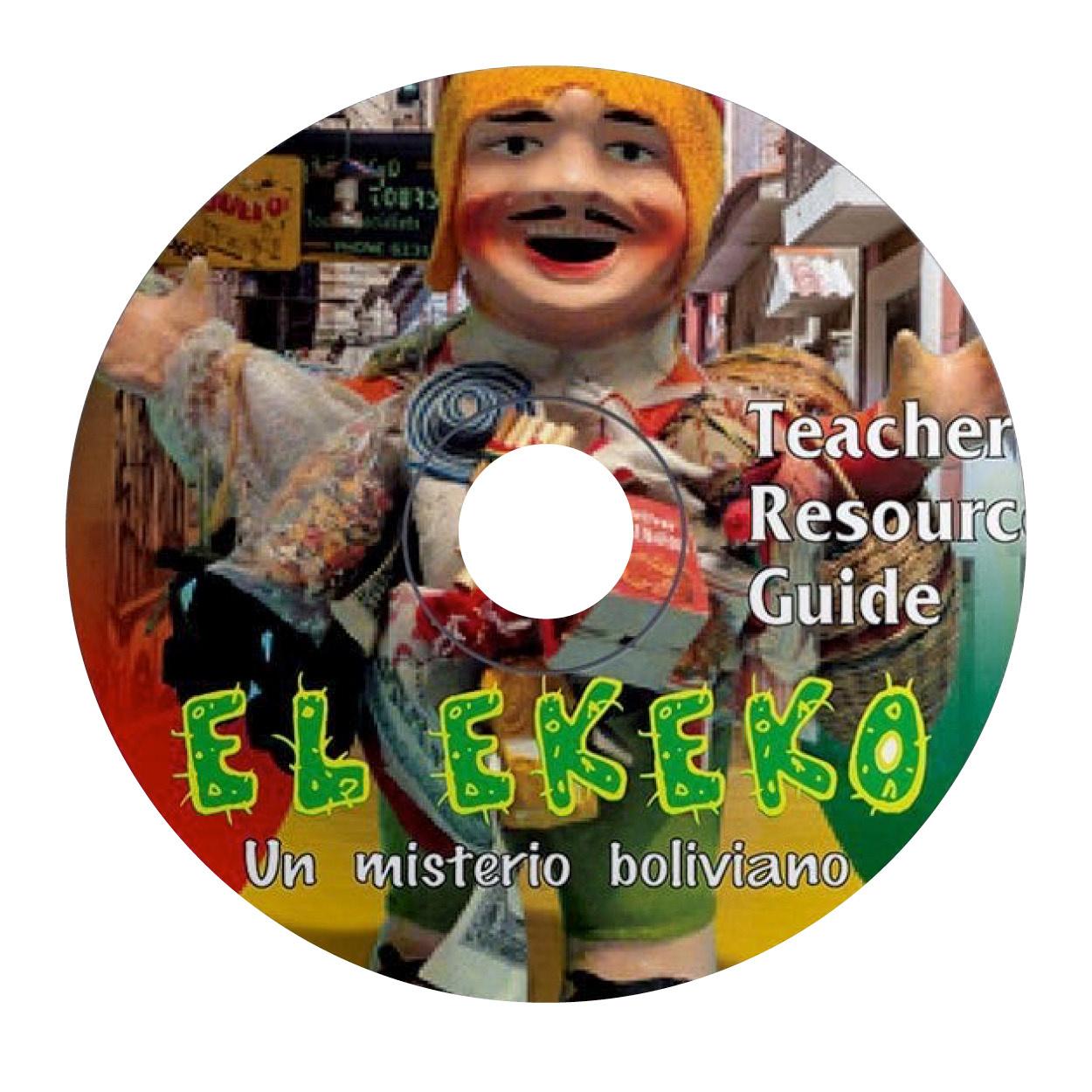 El Ekeko - Docentenhandleiding