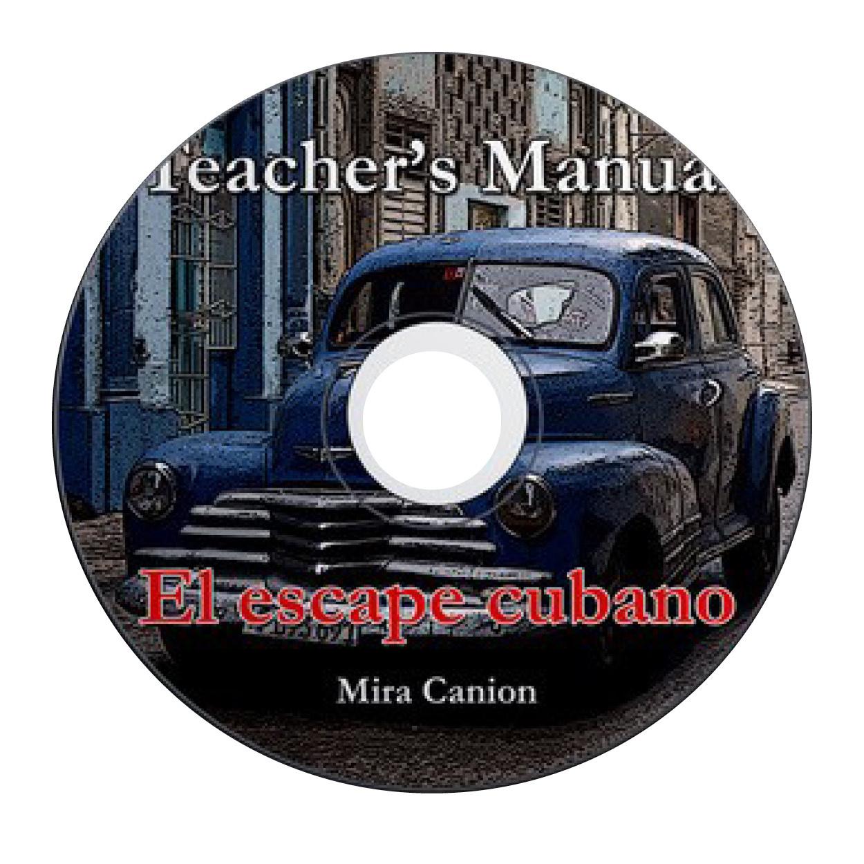 El Escape Cubano - Docentenhandleiding