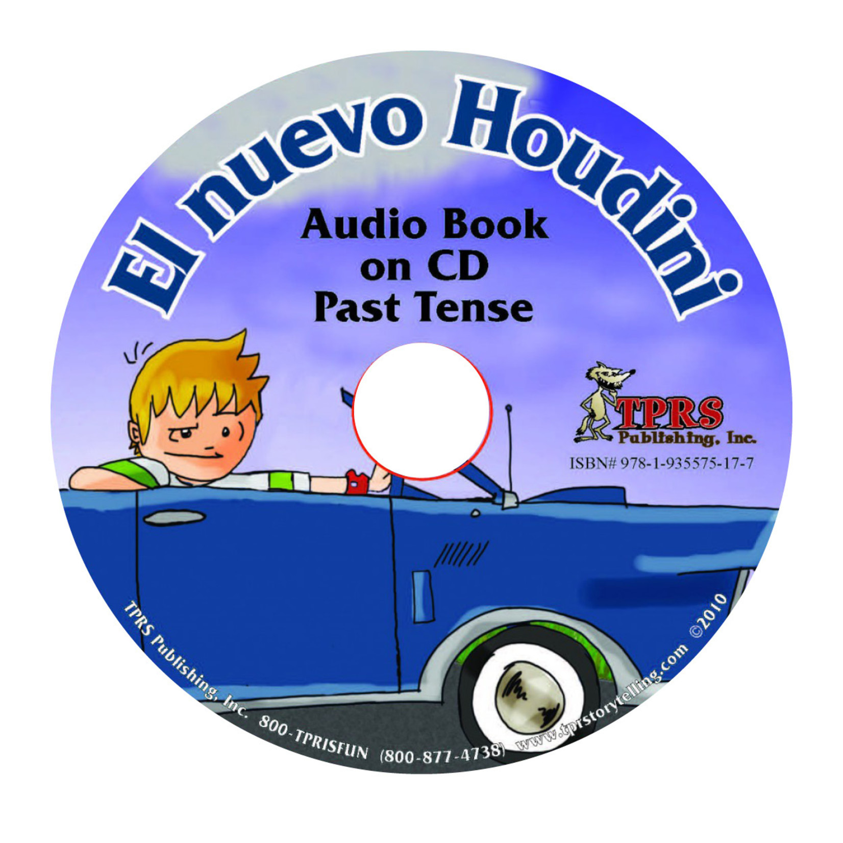 Fluency Matters El nuevo Houdini - Luisterboek