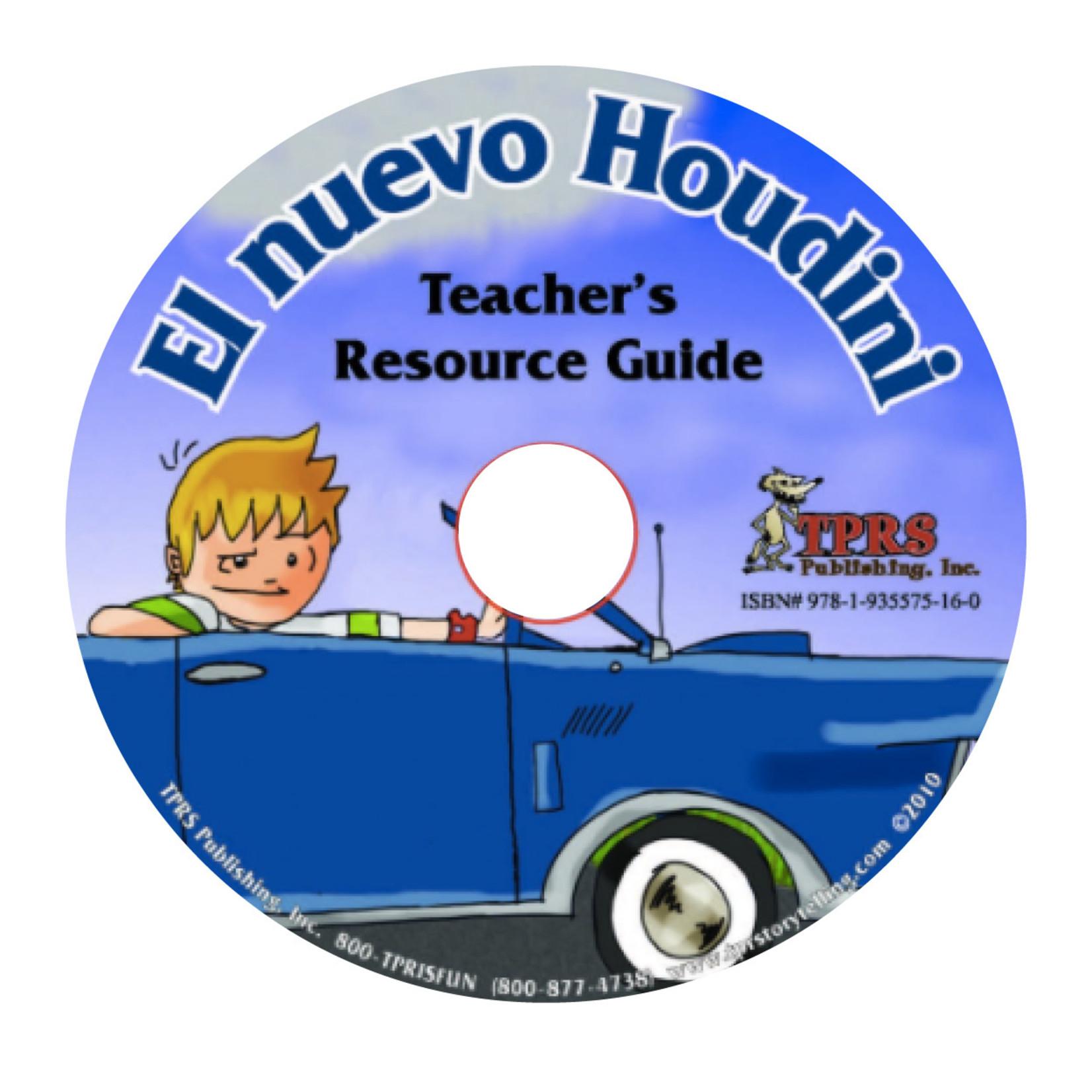 Fluency Matters El nuevo Houdini - Teacher's Guide on CD