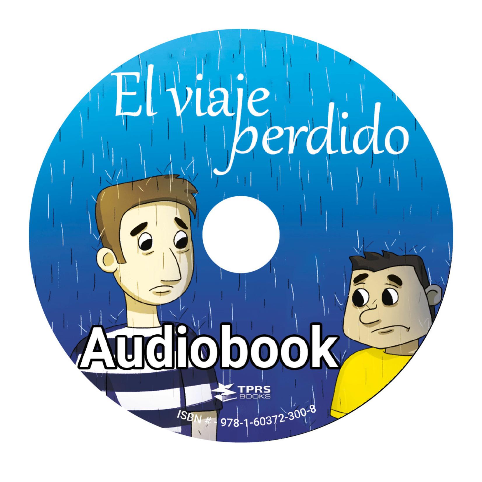TPRS Books El viaje perdido - Audiobook