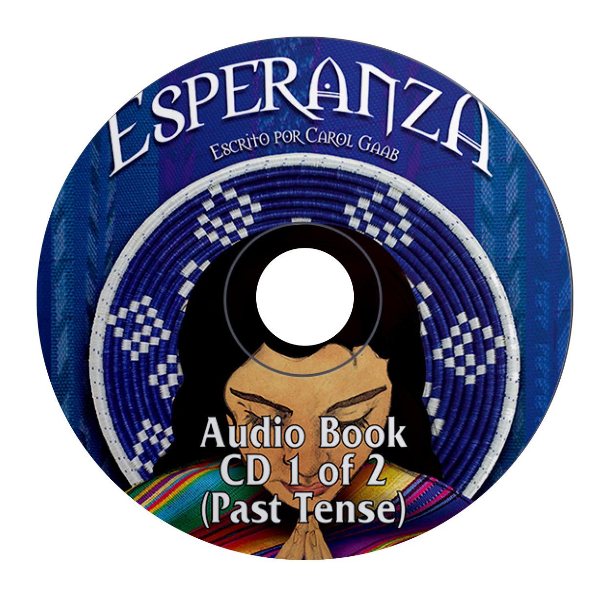 Esperanza - Luisterboek