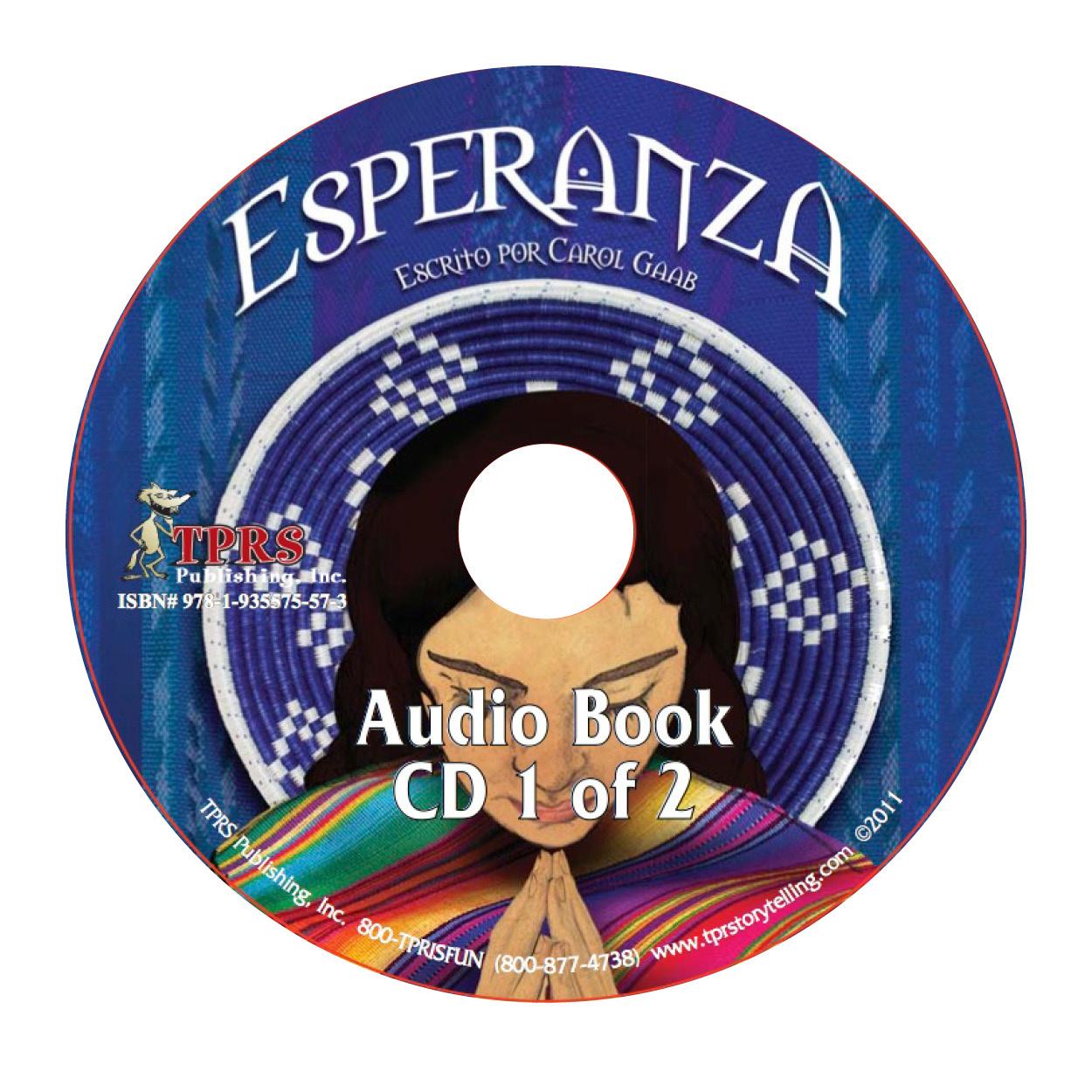 Esperanza - Audiobook