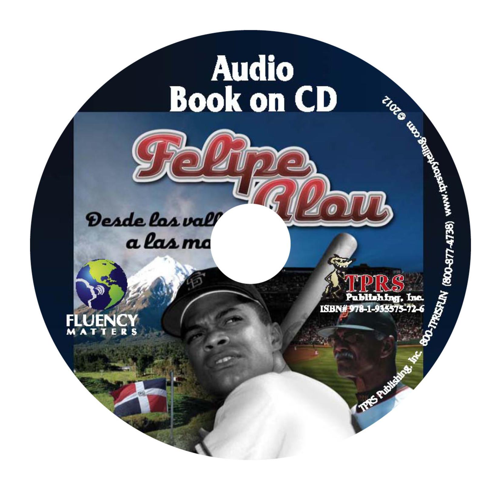 Fluency Matters Felipe Alou: Desde los valles a las montañas - Audiobook