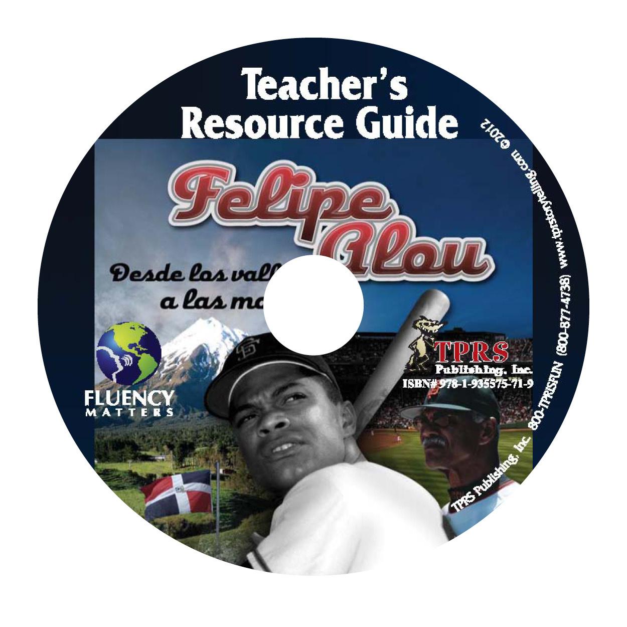 Felipe Alou - Desde los valles a las montañas   - Teacher's Guide