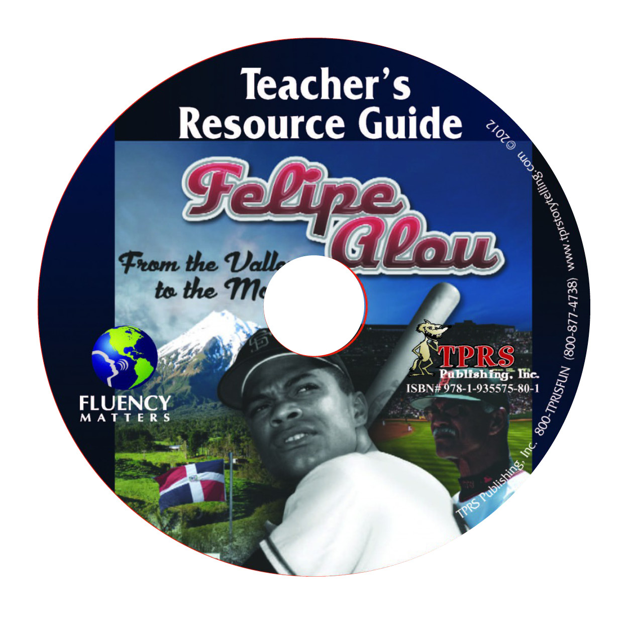 Felipe Alou: From the valleys to the mountains  - Teacher's Guide