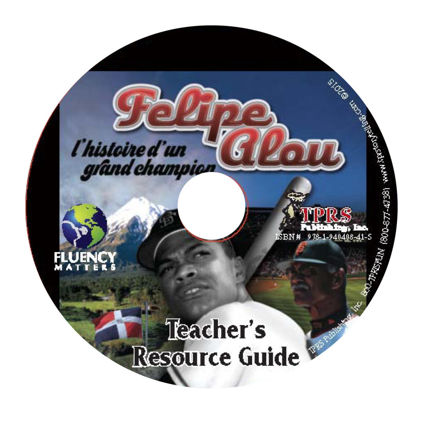 Fluency Matters Felipe Alou: l'histoire d'un grand champion  - Docentenhandleiding