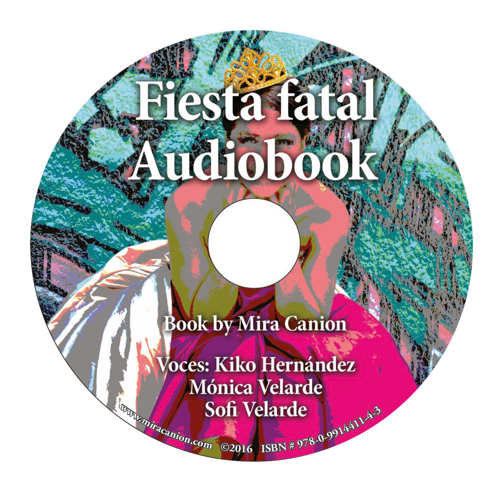 Mira Canion Fiesta Fatal - Audio Book