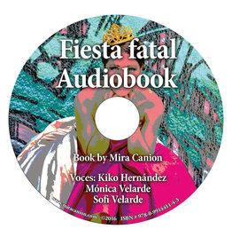 Fiesta Fatal - Luisterboek