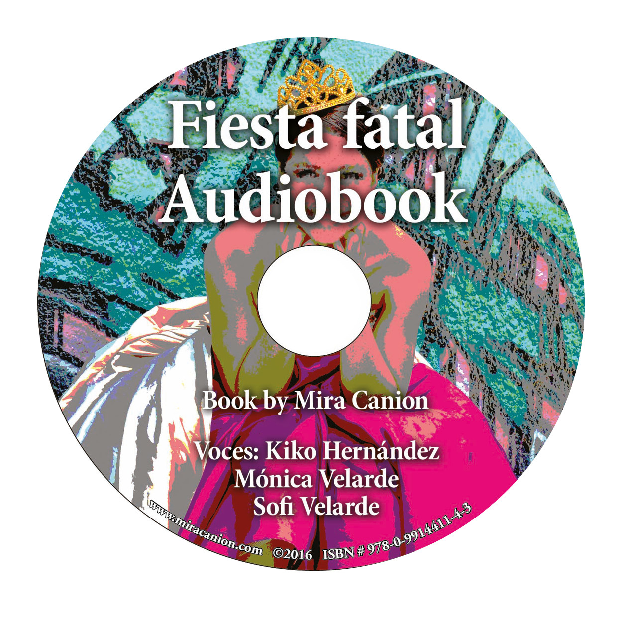 Fiesta Fatal - Audio Book